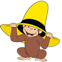 Curious George Exhibit Opening