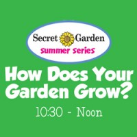 How Does Your Garden Grow? - Scavenger Hunt