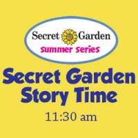 Secret Garden Story Times - Off to the Beach