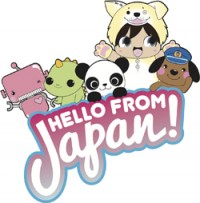 Hello From Japan Exhibition Opening