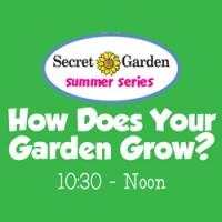 How Does Your Garden Grow? - Bird Nest Pictures