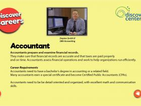 accountant text