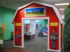Ag entrance