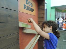 egg ramp