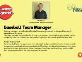 baseball manager text