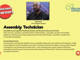 assembly technician text