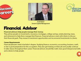 financial advisor text rev