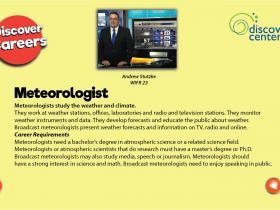 meteorologist text