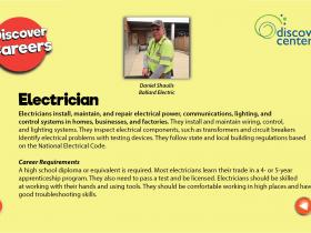 electrician text