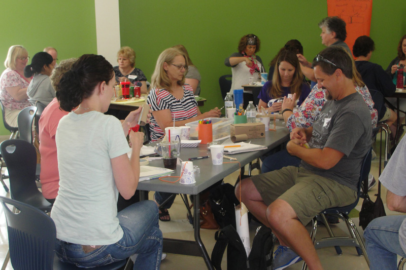 Teacher Workshops - Discovery Center Museum