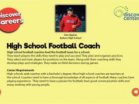 football coach text