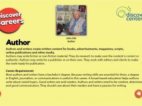 author text