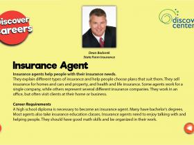 insurance agent text